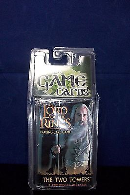 Lord Of The Rings The Two Towers Trading Card Game 3 Sealed Packs