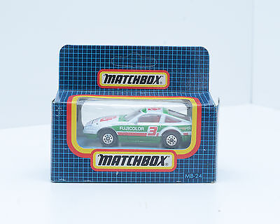 Matchbox MB-24 NISSAN 300 ZX Turbo, 1987  in Excellent Condition, 2224