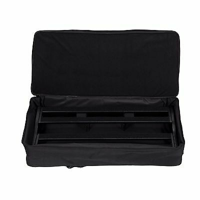 NEW Mooer Transform Series Pro Guitar Effect Pedal Board with Soft Case TF-20S