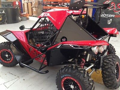 Rage R140T Buggy