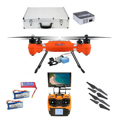 Rcfishingdrone Sar Fpv Plus The Best Drone For Fishing 100% Waterproof