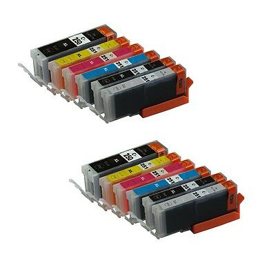 12 ink cartridge PGI250 XL+ CLI251 XL BK C M Y compatible for Canon PIXMA MG5420