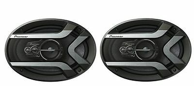 "Pioneer Ts-975M 6X9"" 4-Way Car Stereo Speakers Pair 400W Max Power"