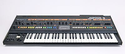 ROLAND JUPITER 8 Vintage Analog Synthesizer in great condition
