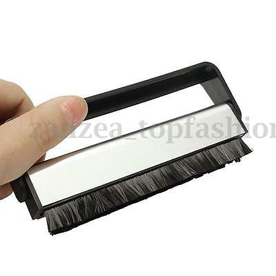 Vinyl Record Brush Antistatic Cleaner Carbon Fiber Dust Turntable Fibre Cleaning