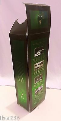 RARE Johnnie Walker Green Label empty box Scottish Jony Walker whisky