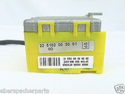 New Eberspacher D2 ECU for All Generic Retail 24v Heaters
