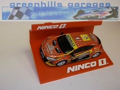 Greenhills NINCO Boxed Renault Megane Trophy No.1 Ref.55075 Used - 18082  ##