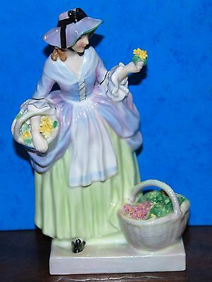Royal Doulton Spring Flowers Hn1807 ***** Excellent Condition *****