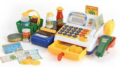 Toyrific Childrens Kids Supermarket Grocery Shop Cash Till Register Checkout Toy