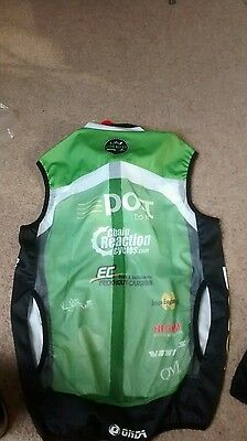 Anpost cycling team fully ventilated vest