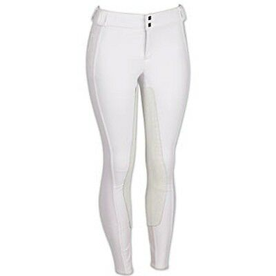 New FITS PerforMAX Full Seat breeches white X-Large