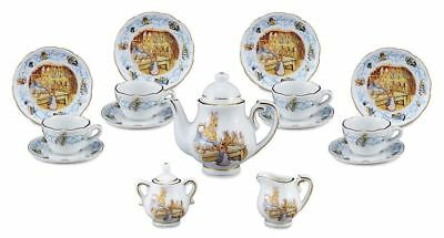 150th Anniversary - Limited Edition Children's Tea Service-Peter Rabbit-Reutter