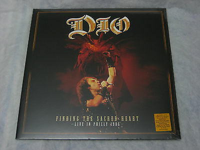 Dio - Finding The Sacred Heart (New & Sealed Double Vinyl LP - 2013)