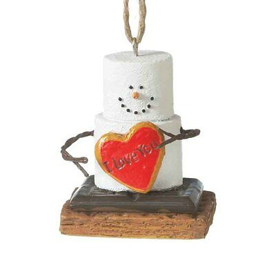 Midwest CBK Smores with Hotdog Holiday Christmas Ornament