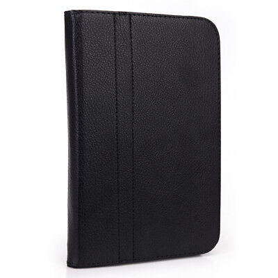 Slim PU Leather Folio Case for Samsung Galaxy Tab 7 (P3100)