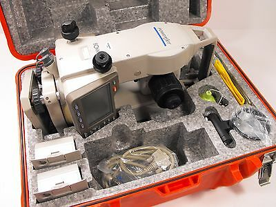 Sokkia Powerset 4010 Total Station for Surveying and Construction w/ Accessories