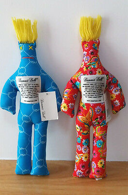 """New Original 2pcs/Set Classic Dammit Doll 12"""" for Stress Relief Dolls With Tag"""