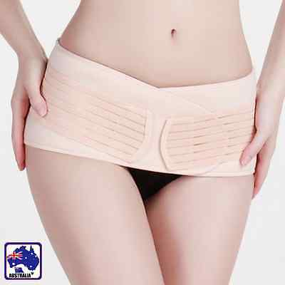 Maternity Postpartum Recovery Belt Pelvic Support Band Hip Reducer OWAI328