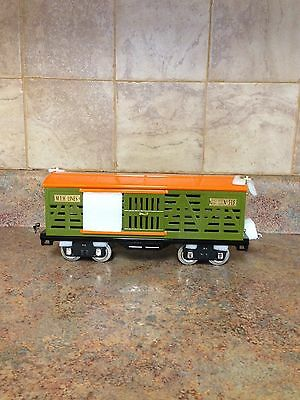 Mth Tinplate Traditions Standard Gauge Electric Trains No 500  10-1087*