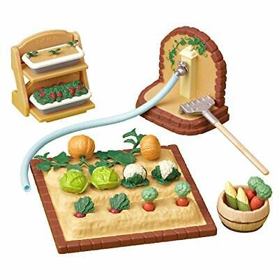 Sylvanian Families  Vegetable Garden Set (Doll is not included) KA-616