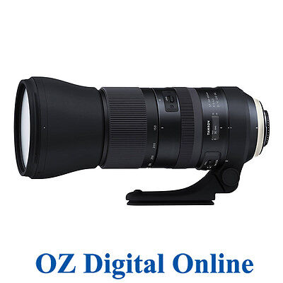 NEW Tamron SP 150-600mm F5-6.3 Di VC USD G2 for Canon Mount 1 Year Aust Wty
