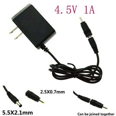 100-240V 1000mA AC to DC 4.5V 1A Converter Charger Adapter US Plug Power Supply