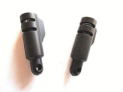 Rovan Baja Main Body Shell Side Pegs , 2 Pcs,  Compatible With Hpi (85440)
