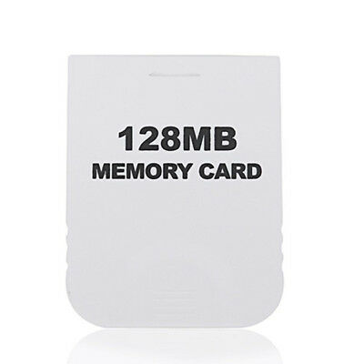 4MB 8M 16M 64M 128M 256MB Memory Card for Nintendo Wii Game Gamecube NGC Console