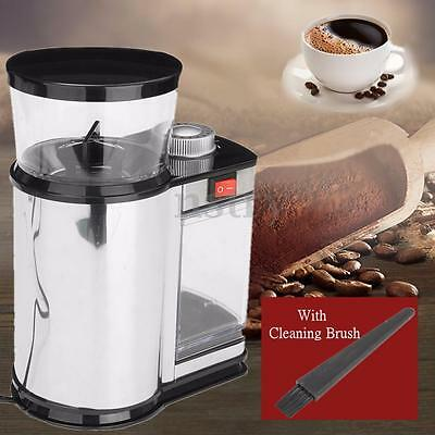Pro Electric Herbs/Spices/Nuts/Coffee Bean Grinder Stainless Steel Grinding Mill