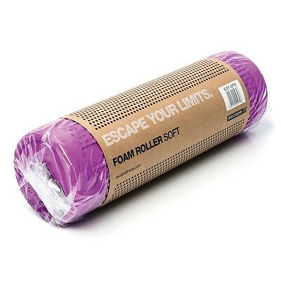 Escape ULTRAFLEX Soft Foam Roller (Gym Equipment) Massage, Physio, Yoga