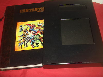 MARVEL LIMITED - FANTASTIC FIRSTS Slipcased Hardover 1st Appearances Kirby Ditko