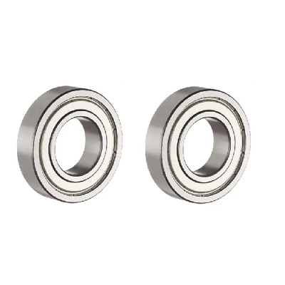 Pack of 2 6905 61905 25x42x9mm 2RS Thin Section Deep Groove Ball Bearing
