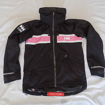 Helly Hansen Helly Tech Protection Sailing Yachting Women's Jacket Size M