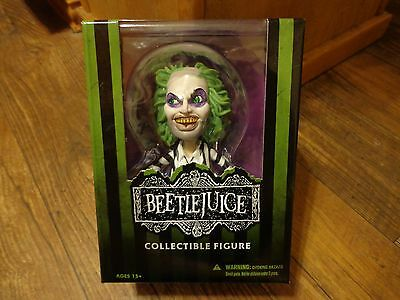 "2016 Mezco Toyz--7"" Beetlejuice Collectible Figure (New)"