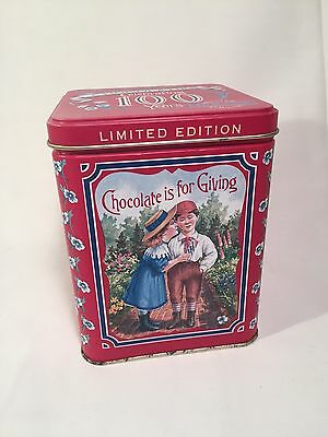 Neilson's Crispy Crunch 100 Year 1993 TIN ONLY