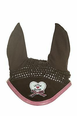HKM Ear Bonnet Paradiso- Horse RidE equestrian fly protection cover stylish 7885