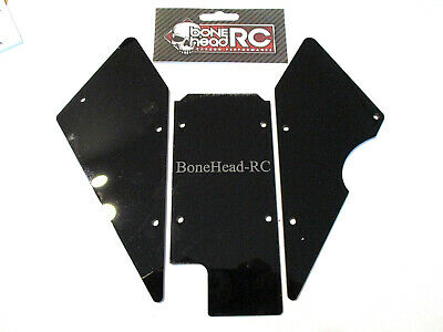 Boneheadrc Windows Version 4, Cnc Machined, Compatible With Hpi Baja 5B/ss