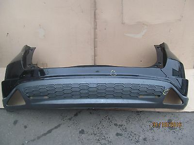Honda Civic 2006-2010 Rear Bumper In Black- Genuine Part