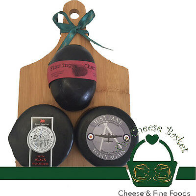 Snowdonia,black bomber, cheese,Christmas gift,cheeseboard, truckles,+ FREE GIFT