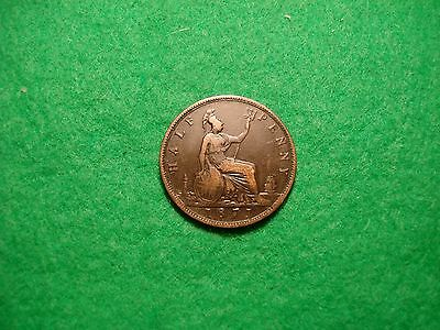 queen victoria rare 1871 halfpenny nice collectable grade  FREEPOST