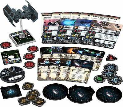 Star Wars X-Wing: TIE-Vergelter Erweiterungs-Pack | Deutsch Neu&Ovp