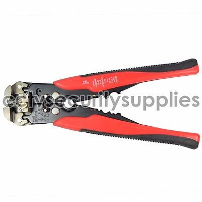 Automatic Wire Stripper Crimper Pliers Cable Cut Cutter Tool