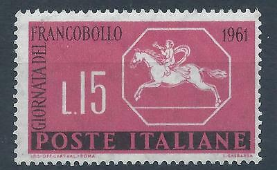 ITALY 1961 SG1069 Stamp Day Mint MNH A#005