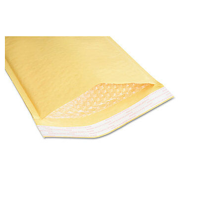 "Skilcraft Cushioned Mailer No.7 Self-Adhesive 14-1/4""x20"" 50/PK Kraft 1179886"
