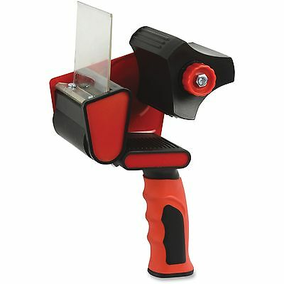 Sparco Products Handheld Tape Dispenser, Red/Black 68531