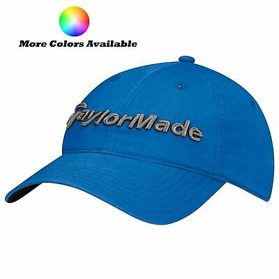 New TaylorMade Golf 2017 Lifestyle Tradition Lite Adjustable Hat Cap