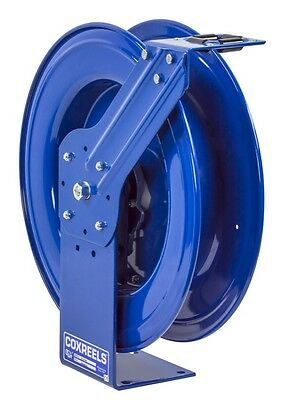 """COXREELS SHL-N-375 Heavy Duty reel capable of 75' of 3/8"""" hose 300 PSI (NO HOSE)"""