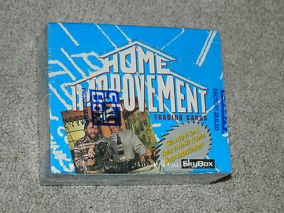1994 Home Improvement Skybox Factory SEALED BOX 24 Packs
