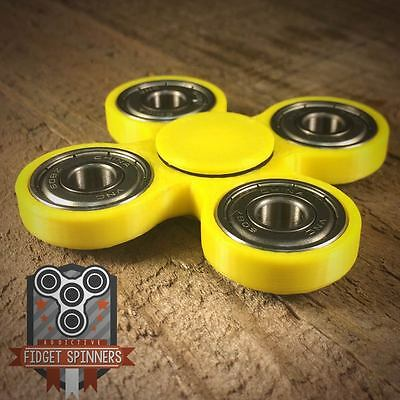 EDC Spinner Quad Bar Fidget Toy with Cap **ships out within 24 hours of order be